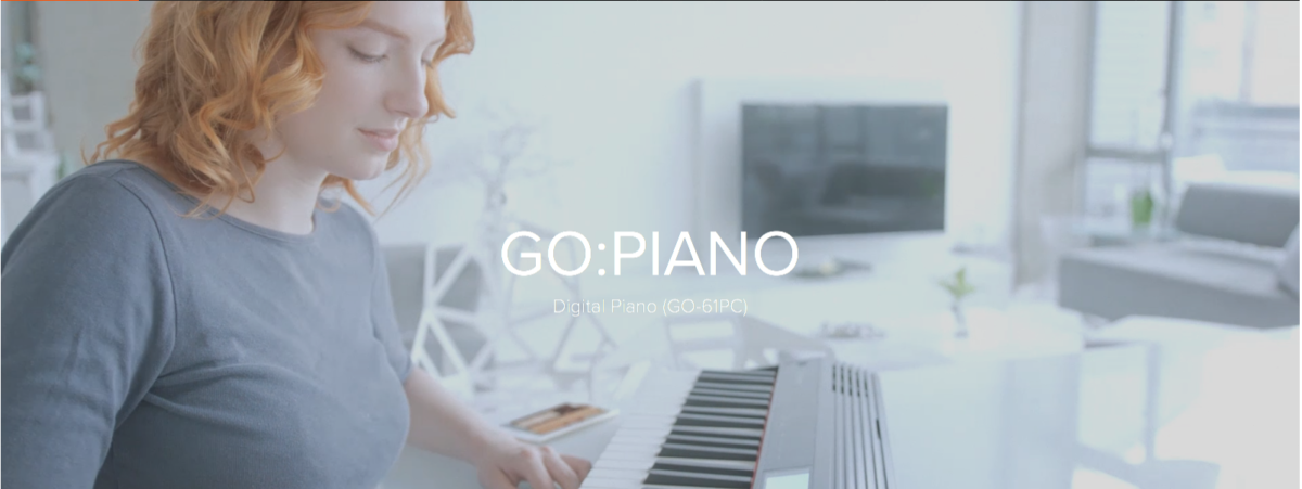 Roland's Official GoPiano Promo Tune | Song Tutorial