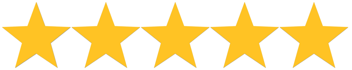 5-Star Rated